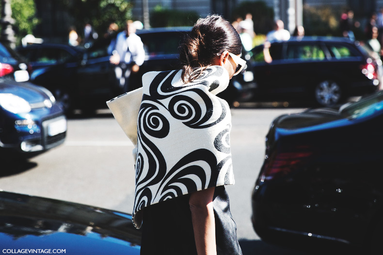 Paris_Fashion_Week_Spring_Summer_15-PFW-Street_Style-Caroline_De_Maigret-Giovanna_Battaglia-Acne-