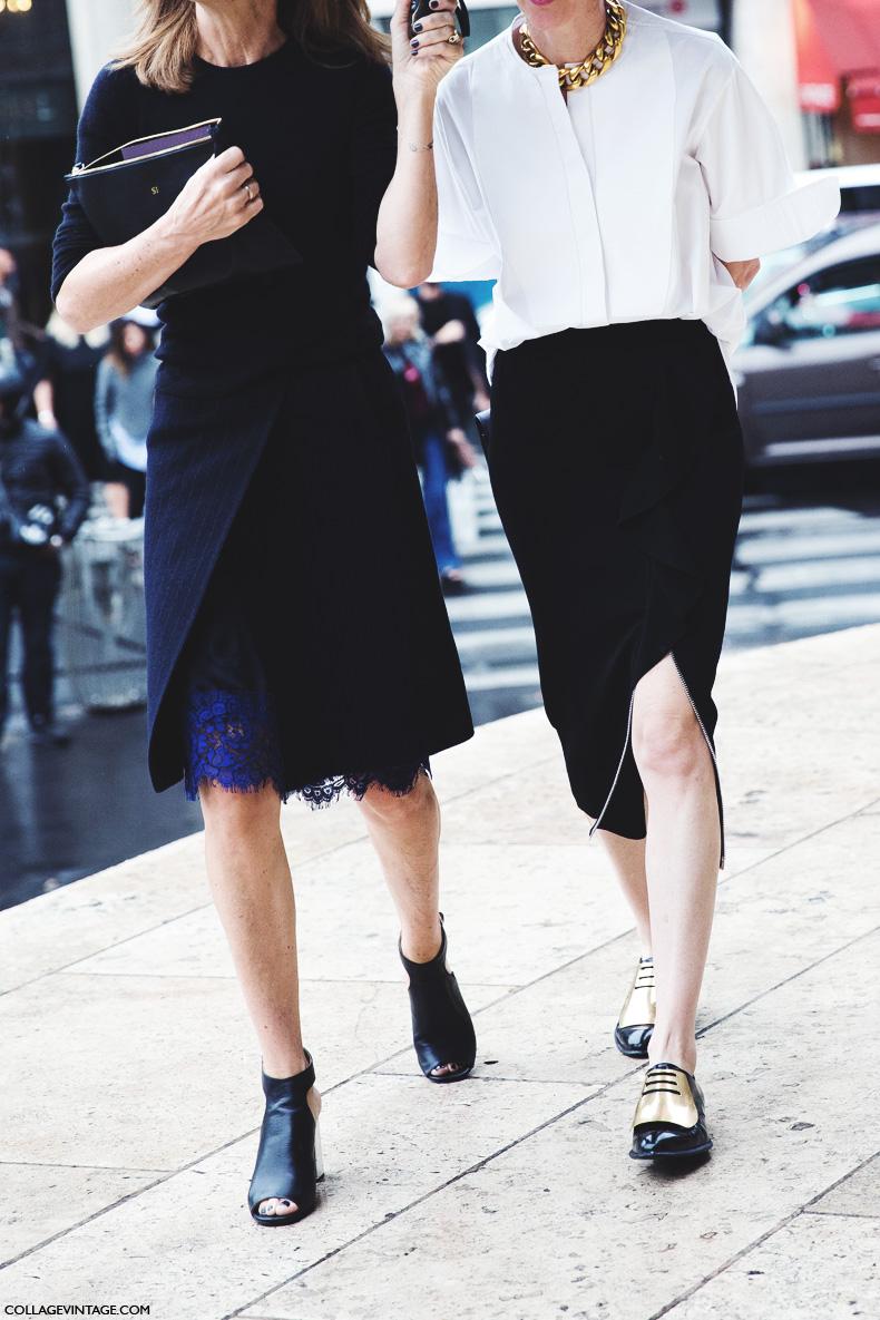 Paris_Fashion_Week_Spring_Summer_15-PFW-Street_Style-Celine_Shoes-Midi_Skirt-
