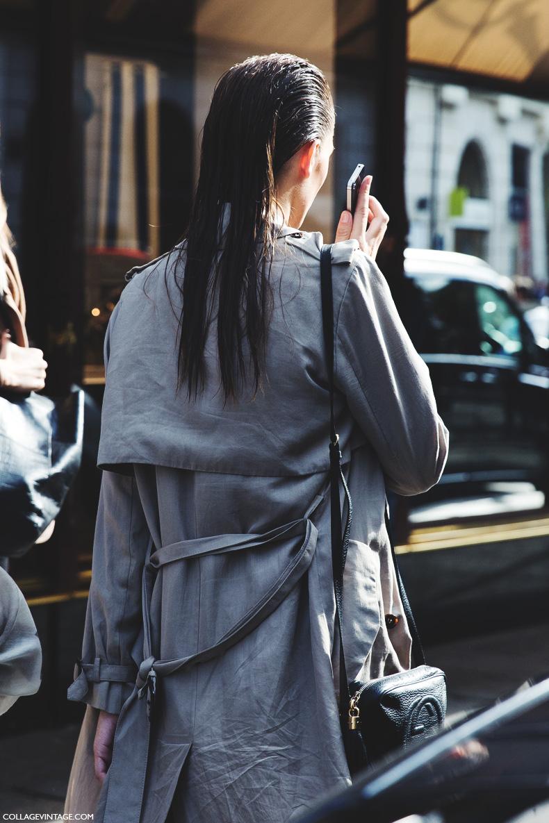 Paris_Fashion_Week_Spring_Summer_15-PFW-Street_Style-Hairdo_Balmain-Trench-
