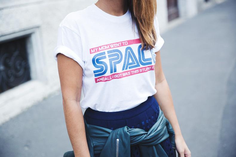 Space_Top-Reiss_Skirt-Midi_Skirt_Trend-Green_Biker-Street_Style-MFW-Milan_Fashion_Week-33