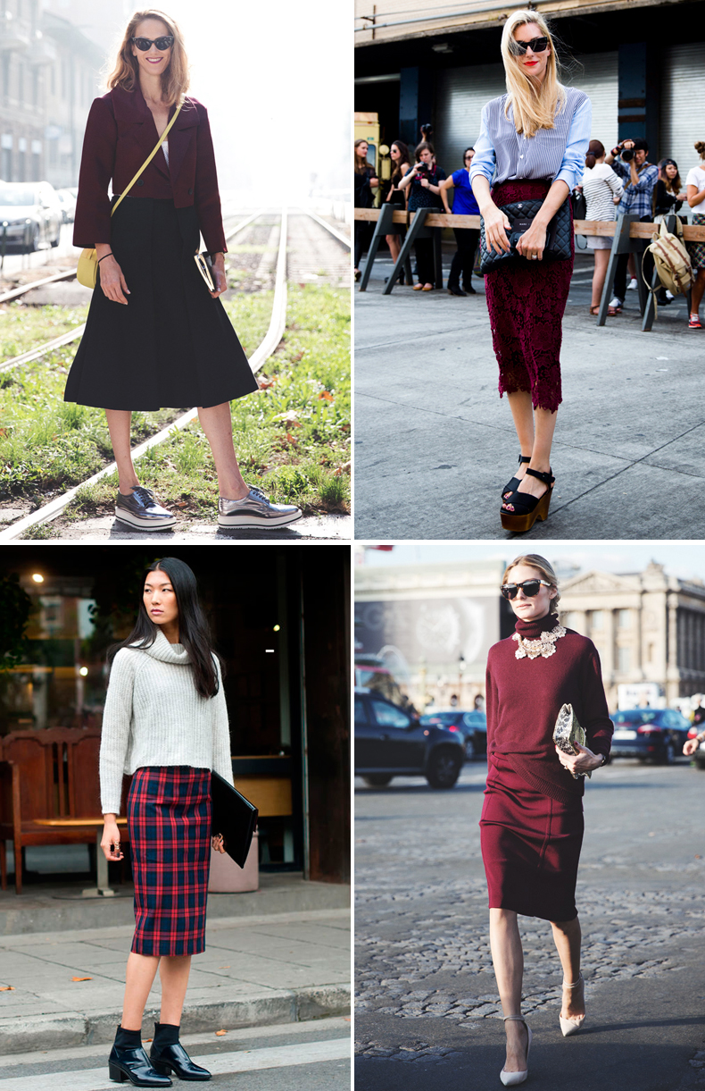 Inspiration-Midi_Skirt-Street_Style-Collage_Vintage-11