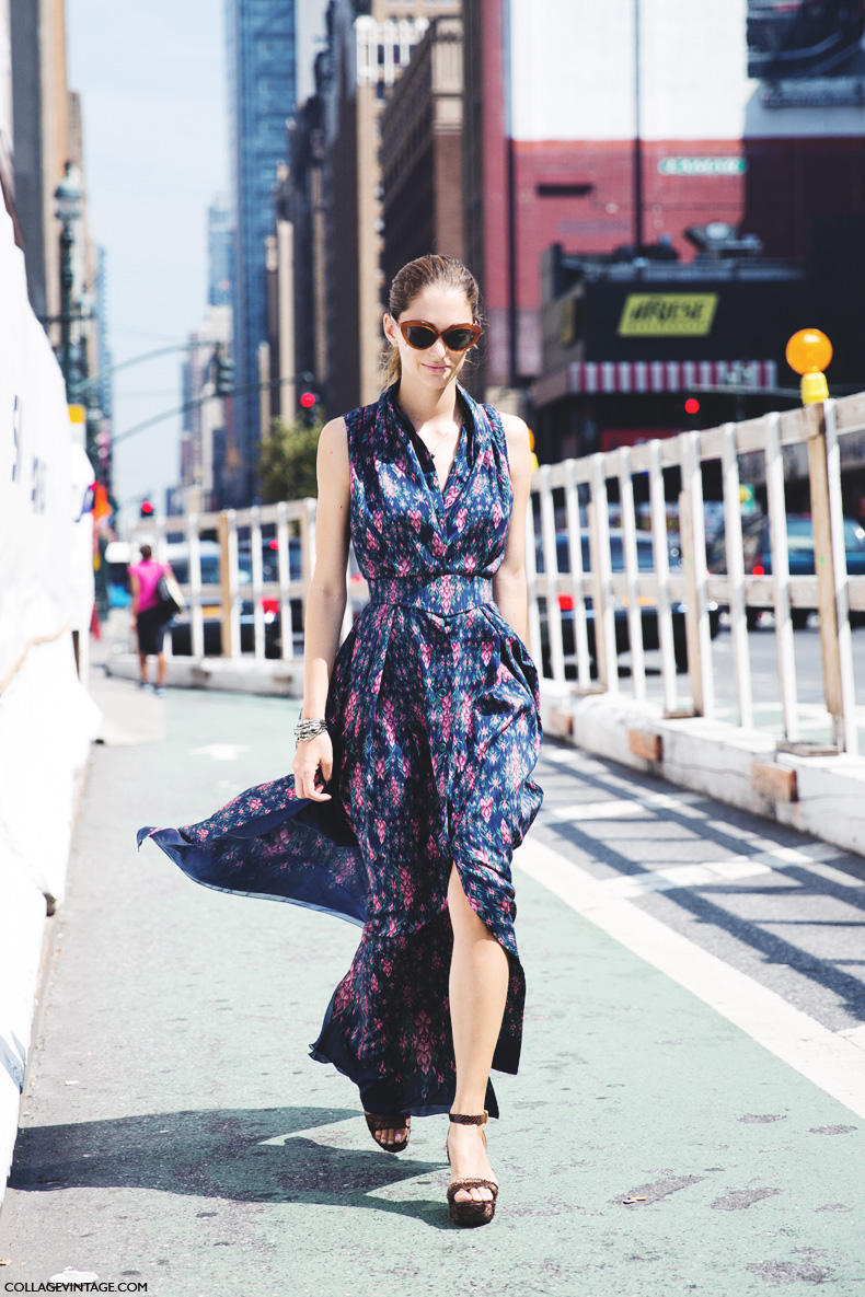 New_York_Fashion_Week_Spring_Summer_15-NYFW-Street_Style-Sofia_Sanchez-Long_Dress-2