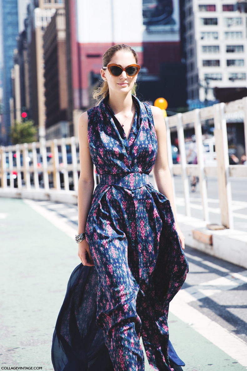 New_York_Fashion_Week_Spring_Summer_15-NYFW-Street_Style-Sofia_Sanchez-Long_Dress-3