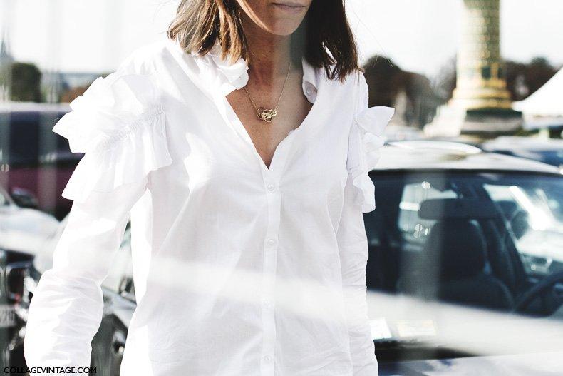 Paris_Fashion_Week_Spring_Summer_15-PFW-Street_Style-Ruffle-White_Shirt-