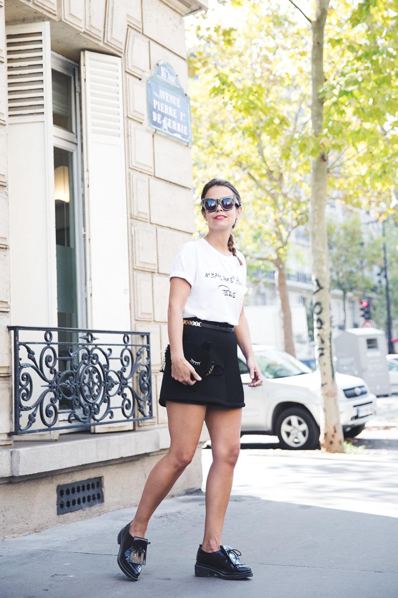 Paris_Top-Black_Mini_Skirt-Reiss_Belt-Bruches-Oxfords-Cat_Bag-Outfit-Street_Style-PFW-1b