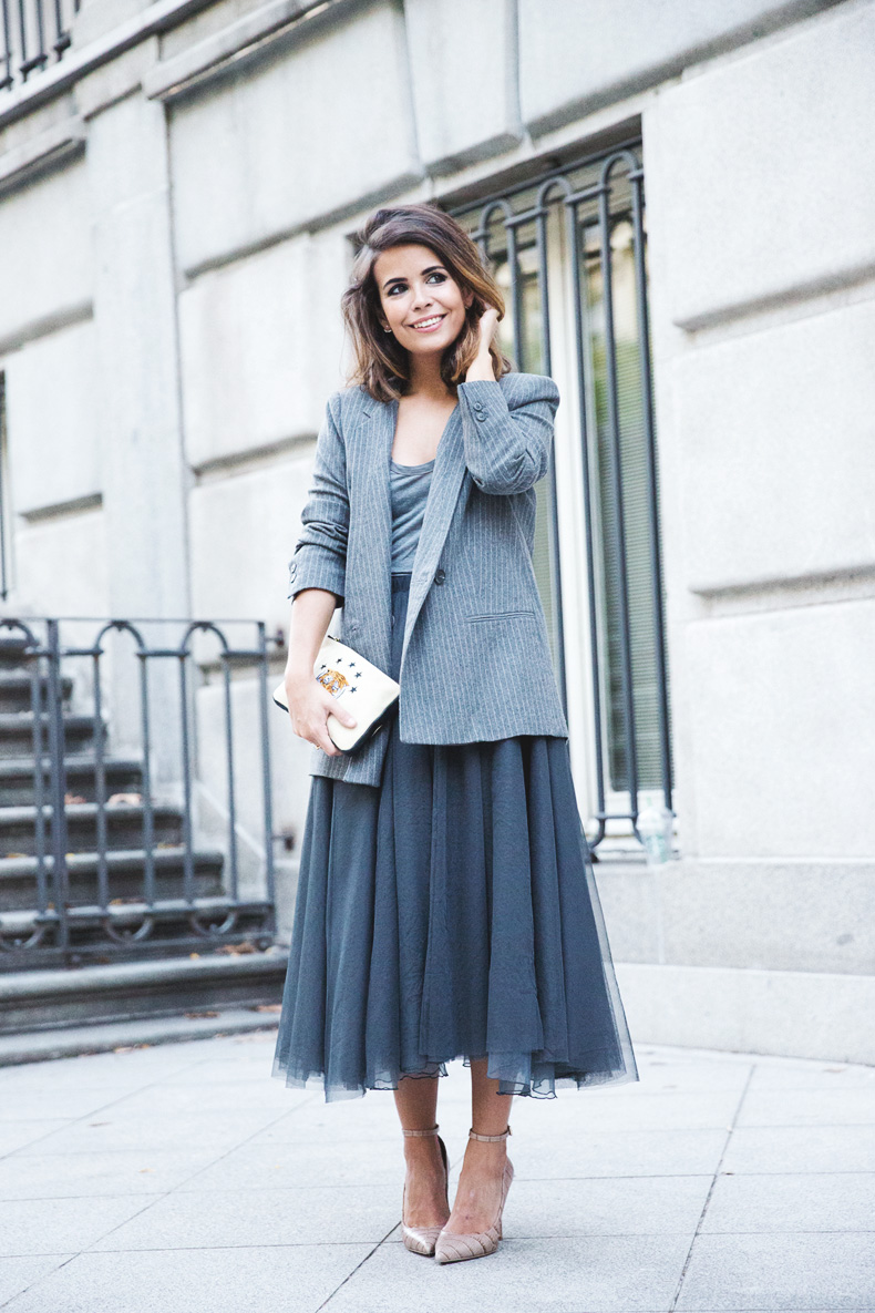 Tulle_Skirt-Twinset-Striped_Blazer-Outfit-Street_Style-Collage_Vintage-58