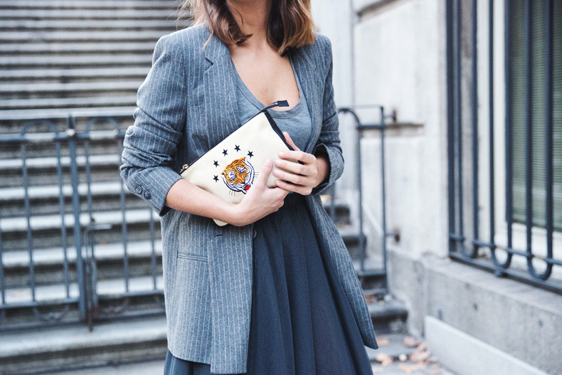Tulle_Skirt-Twinset-Striped_Blazer-Outfit-Street_Style-Collage_Vintage-90