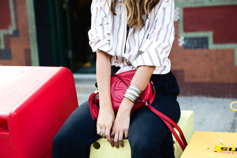 Wide_Leg_trousers-striped_shirt-Statement_Necklace-NYC-Flatiron-Collagevintage-29