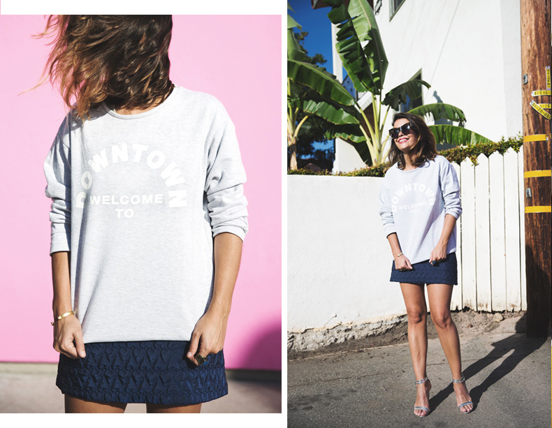 Collage_Vintage_Sweatshirt-Quilted_Skirt-Pink_Wall-Los_Angeles-Outfit-Street_Style-58