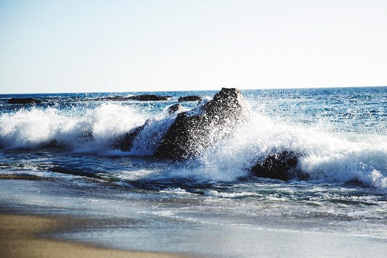 Laguna_Beach-Orange_County-Open_Back_Dress-Floral_Print-Faithfulthebrand-Beach-34