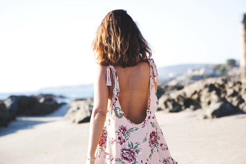 Laguna_Beach-Orange_County-Open_Back_Dress-Floral_Print-Faithfulthebrand-Beach-55