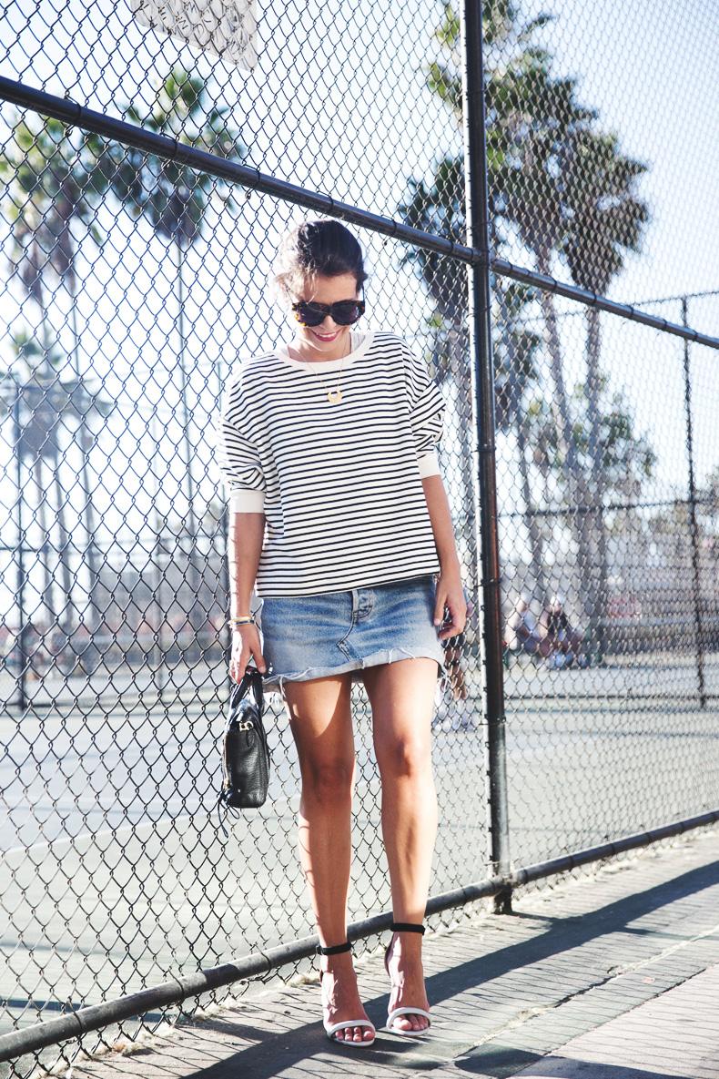 Venice_Beach-Striped_SweatShirt-Denim_Skirt-Revolve_Clothing-Outfit-Street_Style-20