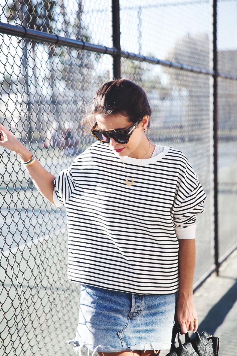 Venice_Beach-Striped_SweatShirt-Denim_Skirt-Revolve_Clothing-Outfit-Street_Style-22