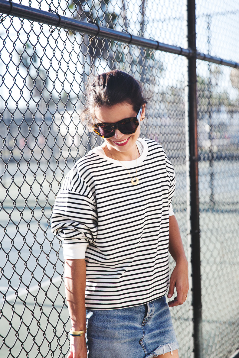 Venice_Beach-Striped_SweatShirt-Denim_Skirt-Revolve_Clothing-Outfit-Street_Style-23