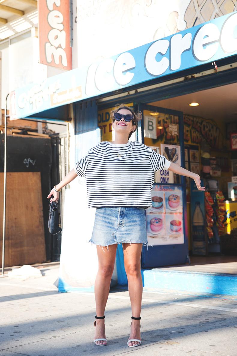 Venice_Beach-Striped_SweatShirt-Denim_Skirt-Revolve_Clothing-Outfit-Street_Style-8