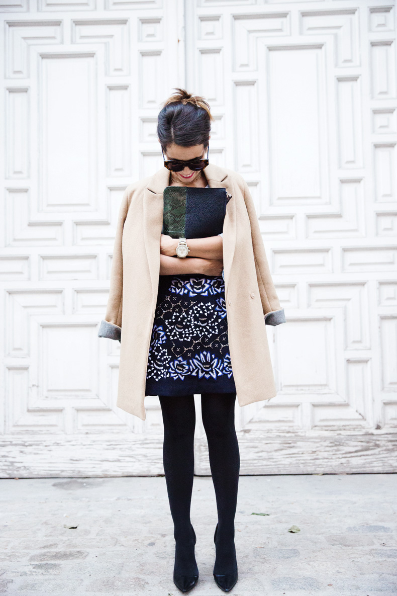 AnhHa-Embroidered_Skirt-Camel_Coat-Blue_Shirt-Outfit-Street_Style-38
