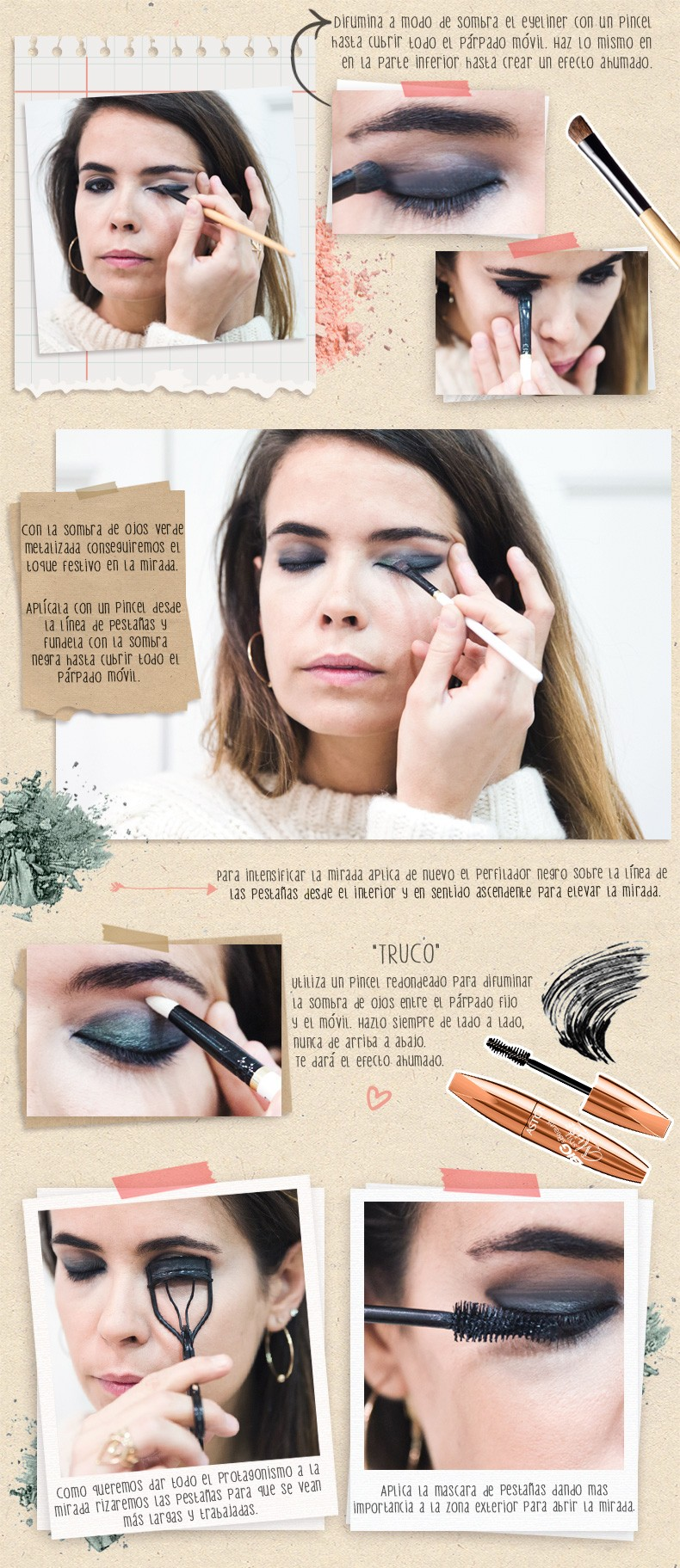 Astor-Make_Up_Tutorial-Smokey_Eyes-Ojos_Ahumados-Collage_Vintage-102