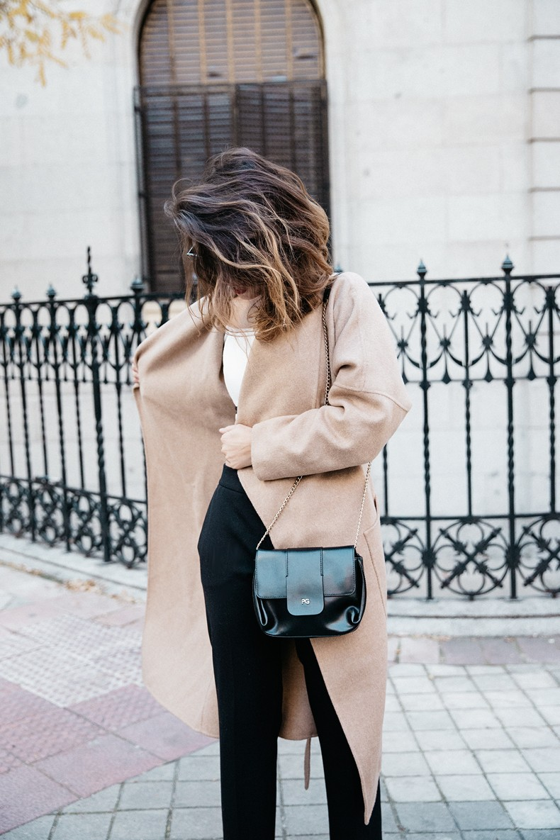 Bardot_Top-Stripes-Purificacion_Garcia_Trousers-Camel_Coat-Outfit-Street_Style-Collage_Vintage-23