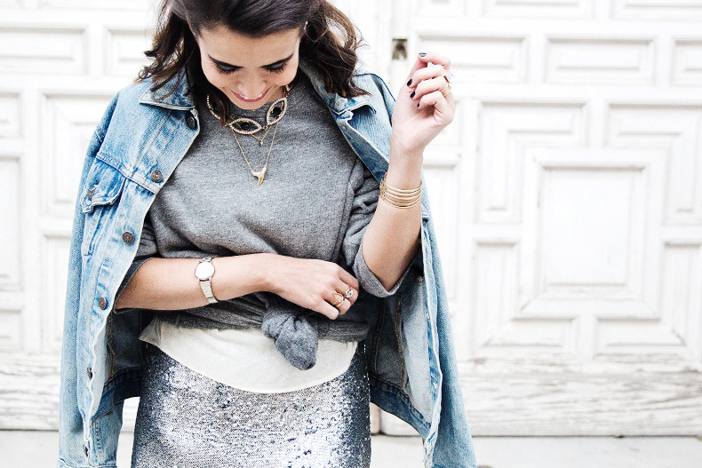 Sequined_Maxi_Skirt-Casual_Party_Outfit-Sweatshirt-Converse-Urban_Outfitters-Collage_Vintage-51Karen_Millen-Chrismas_Wishlist-Collage_Vintage-Leather_Skirt-Burgundy_Bag-Silver_Blazer-Outfit-Street_Style-