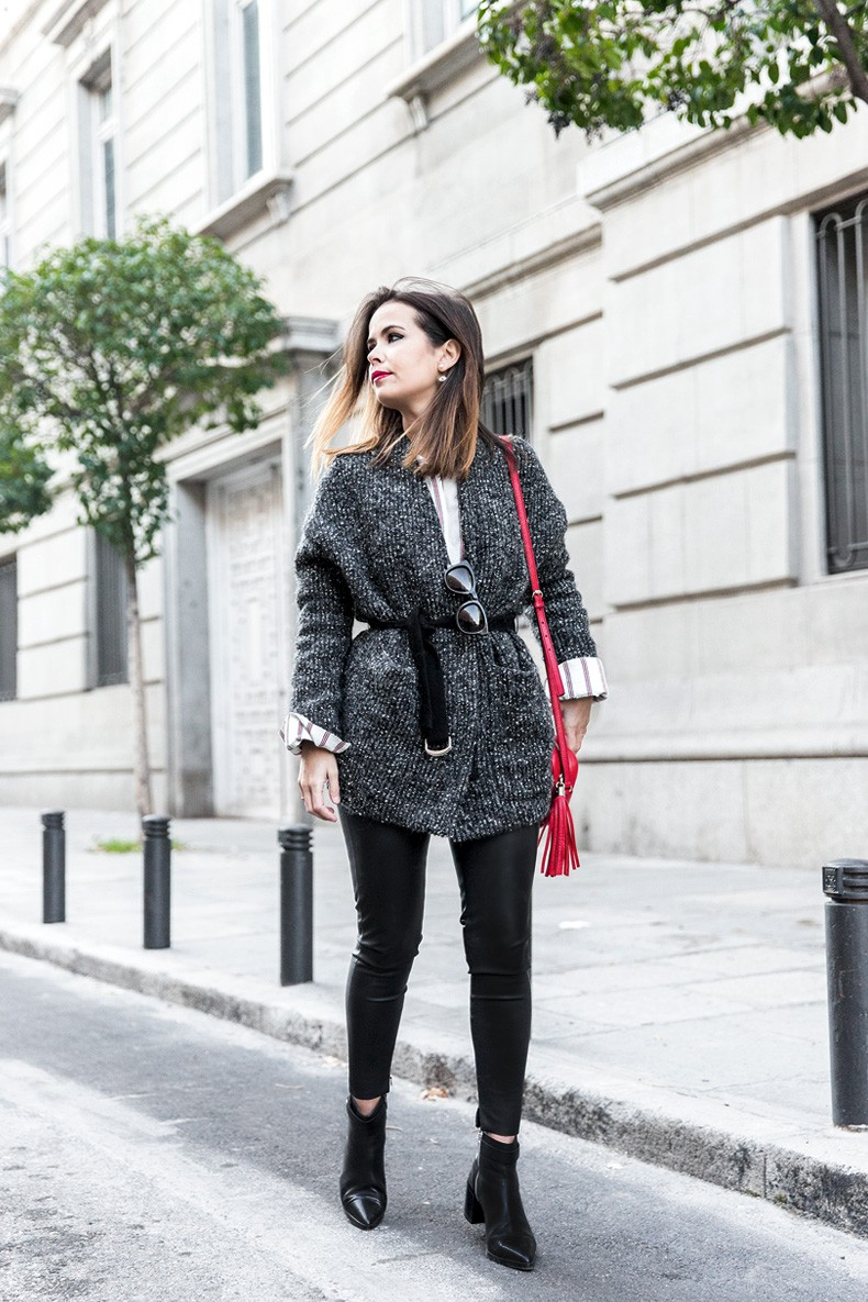 Belted_Jacket-Leather_Trousers-Striped_Shirt-Outfit-Street_Style-Collage_Vintage-12