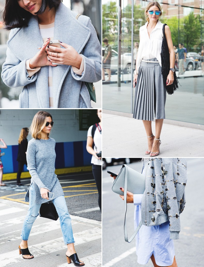 Best Street Style 2014 Collage Vintage