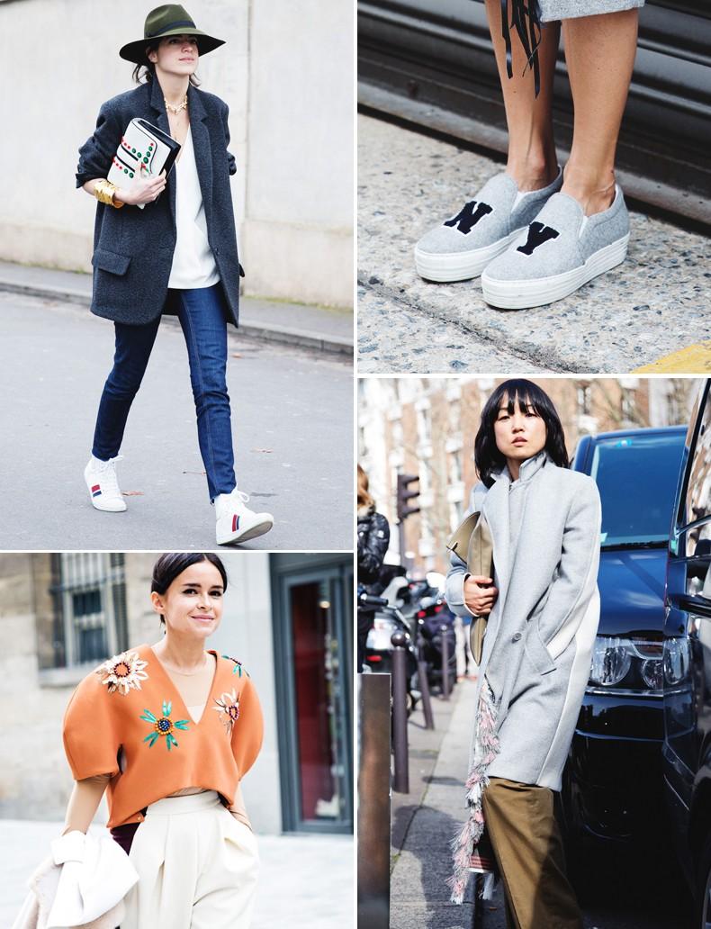 Best Street Style New York Fashion Week Aw 17: BEST STREET STYLE 2014
