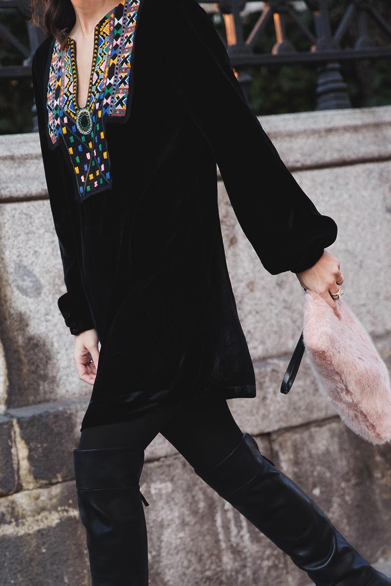 Fur_Coat-Velvet_Dress-Over_The_Knee_Boots-Boho_Dress-Outfit-Collage_VIntage-Street_Style-22