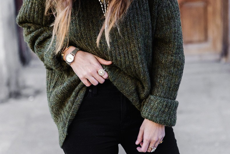 Khaki_Jumper-Black_Jeans-Leopard_Boots-Lionette_NY_By_Noa_Sade_Necklace-Revolve_Clothing-Outfit-Maje_Leather_Skirt-Street_Style-50