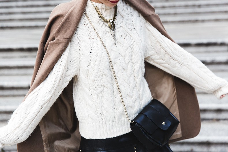Leather_Skirt-Maje_Sweater-Camel_Coat-Lionette_NY_Necklace-Outfit-Street_Style-Collage_Vintage-Topknot-60
