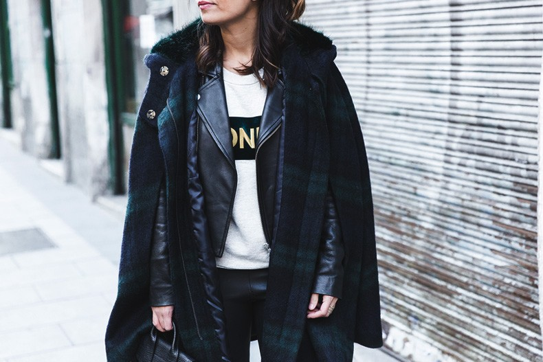 Plaid_Cape-Leather_Jacket-Sandro-Wonder_Sweatshirt-Chained_Boots-Outfit-Collage_Vintage-25