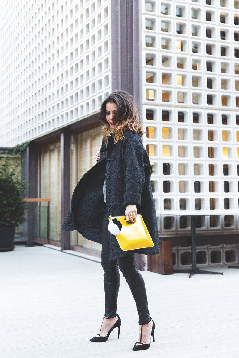 Rebecca_Minkoff_Yellow_Clutch-La_Superbe_Sweatshirt-Madewell-Sezane-Leather_Pants-Outfit-Street_Style-Collage_Vintage-18