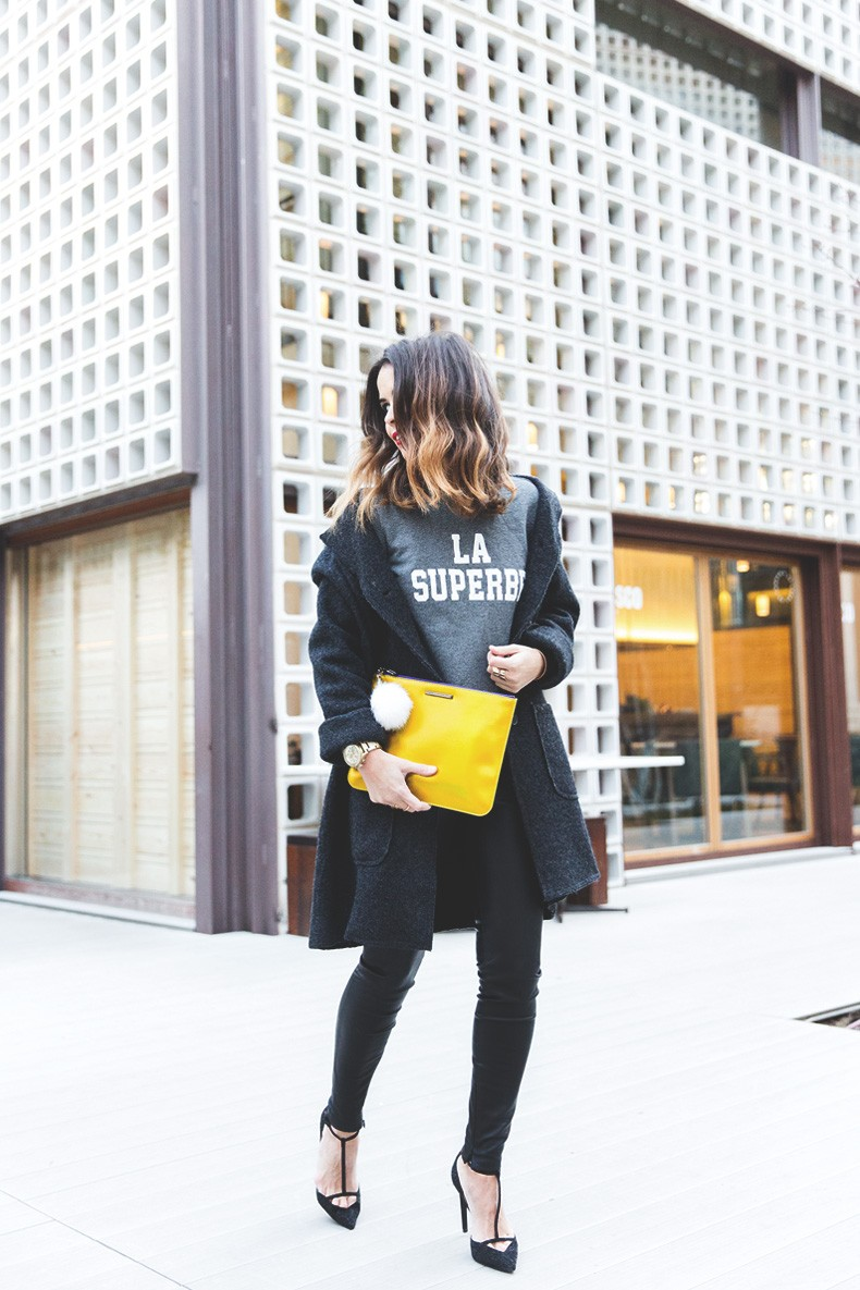 Rebecca_Minkoff_Yellow_Clutch-La_Superbe_Sweatshirt-Madewell-Sezane-Leather_Pants-Outfit-Street_Style-Collage_Vintage-56