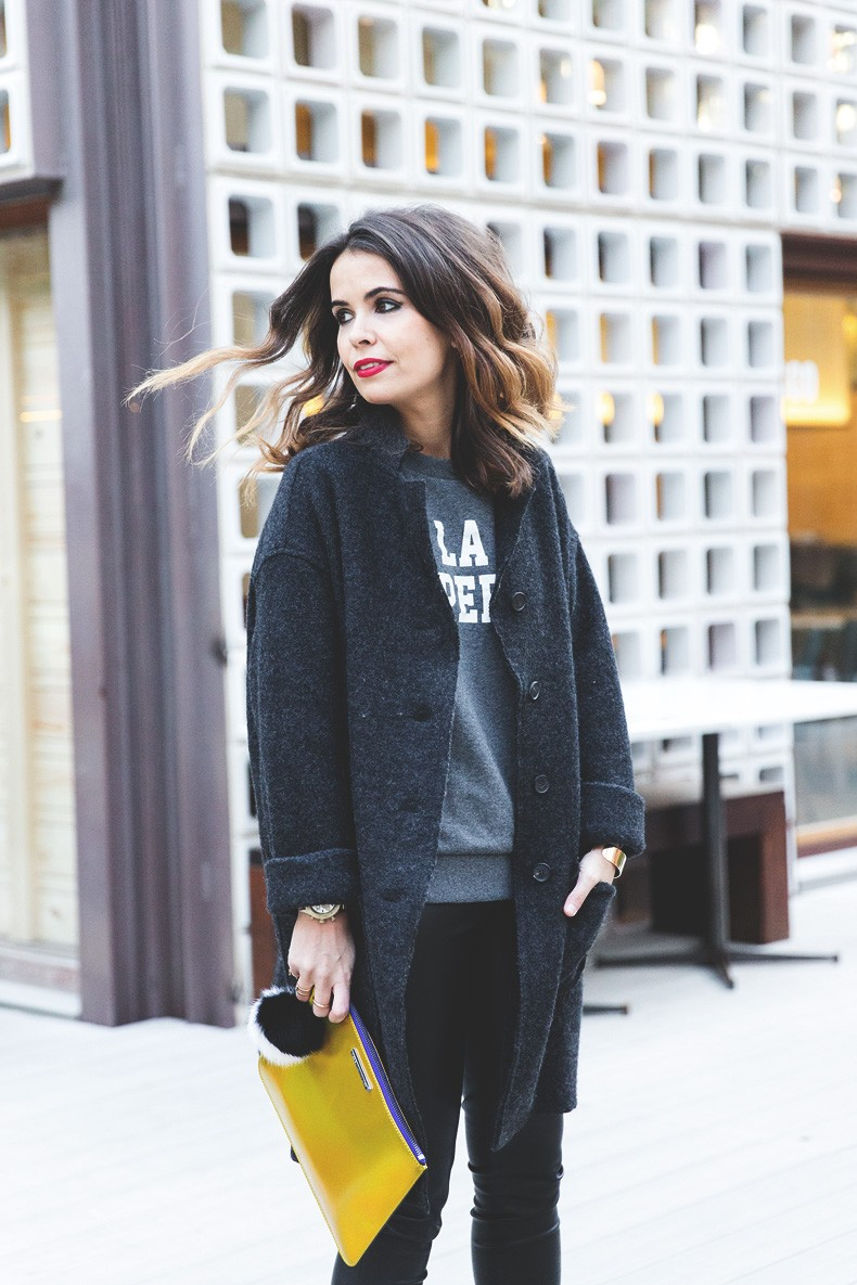 Rebecca_Minkoff_Yellow_Clutch-La_Superbe_Sweatshirt-Madewell-Sezane-Leather_Pants-Outfit-Street_Style-Collage_Vintage-67
