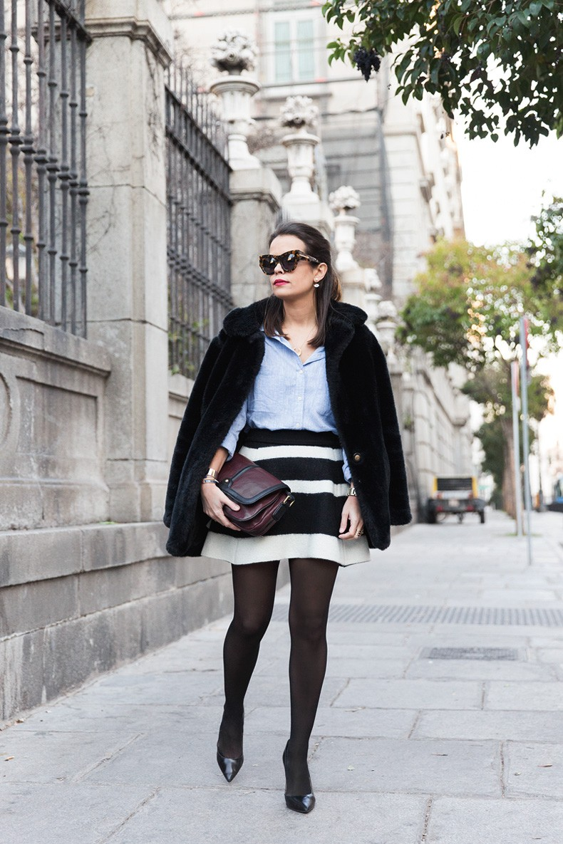 Striped_Skirt-Blue_Shirt-Faux_Fur_Coat-Outfit-Street_Style-Collage_Vintage-55