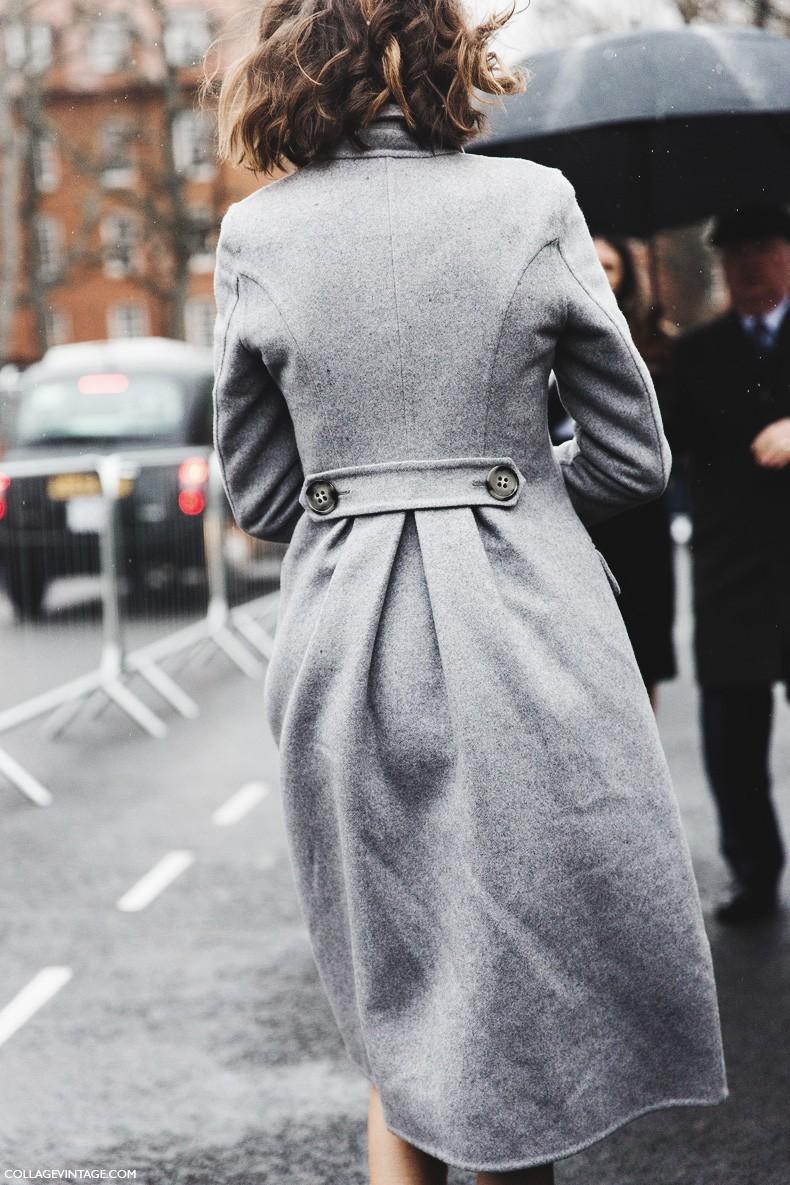 Street Style Lfw I Collage Vintage Bloglovin