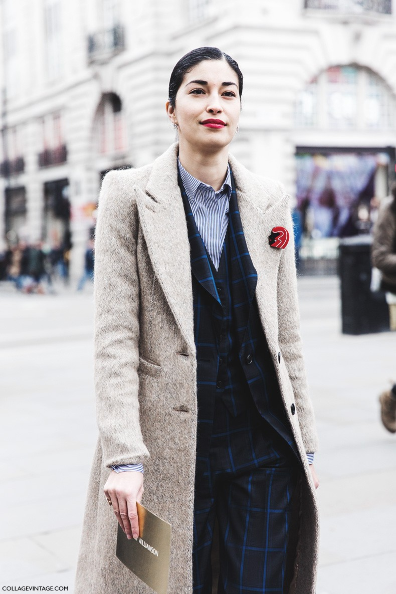 London_Fashion_Week_Fall_Winter_2015-Street_Style-LFW-Collage_Vintage-Caroline-Issa_-Matthew_Williams-