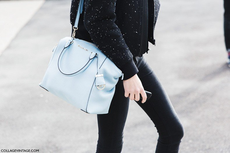 London_Fashion_Week_Fall_Winter_2015-Street_Style-LFW-Collage_Vintage-Michael_Kors_Blue_Pastel_Bag-
