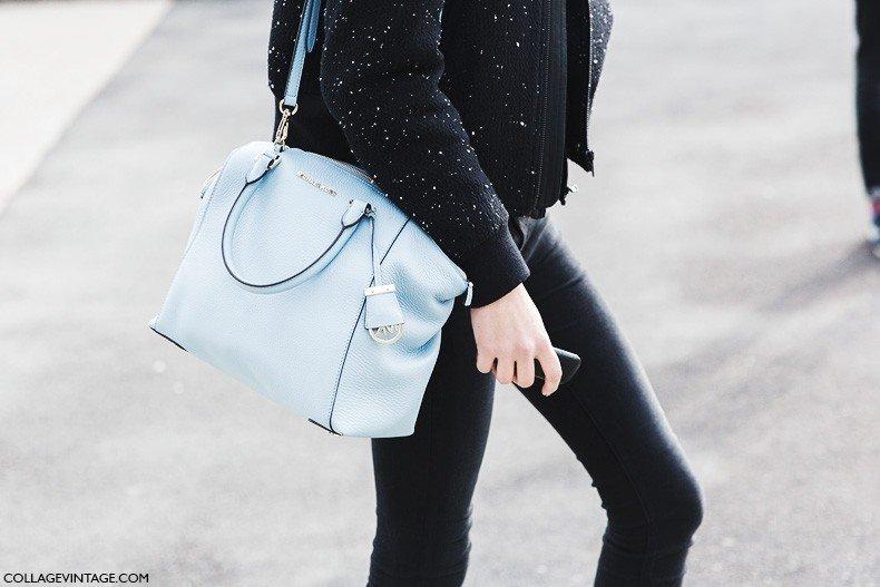 London_Fashion_Week_Fall_Winter_2015-Street_Style-LFW-Collage_Vintage-Michael_Kors_Blue_Pastel_Bag-