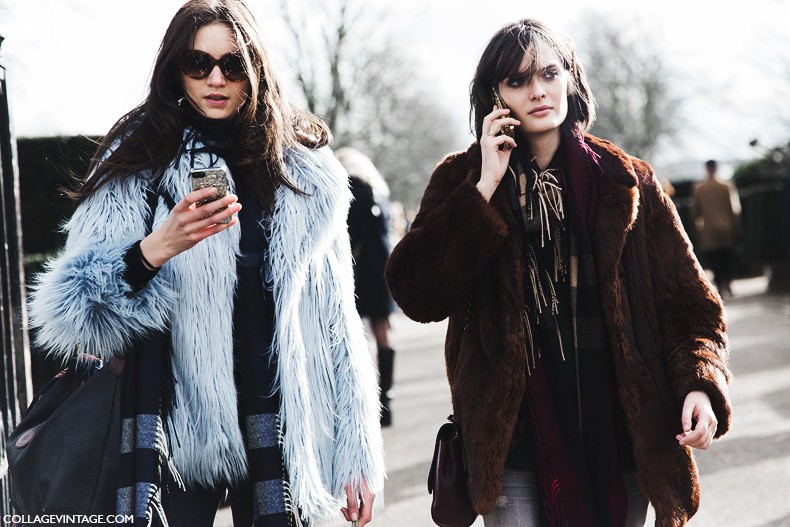 London_Fashion_Week_Fall_Winter_2015-Street_Style-LFW-Collage_Vintage-Models-burberry