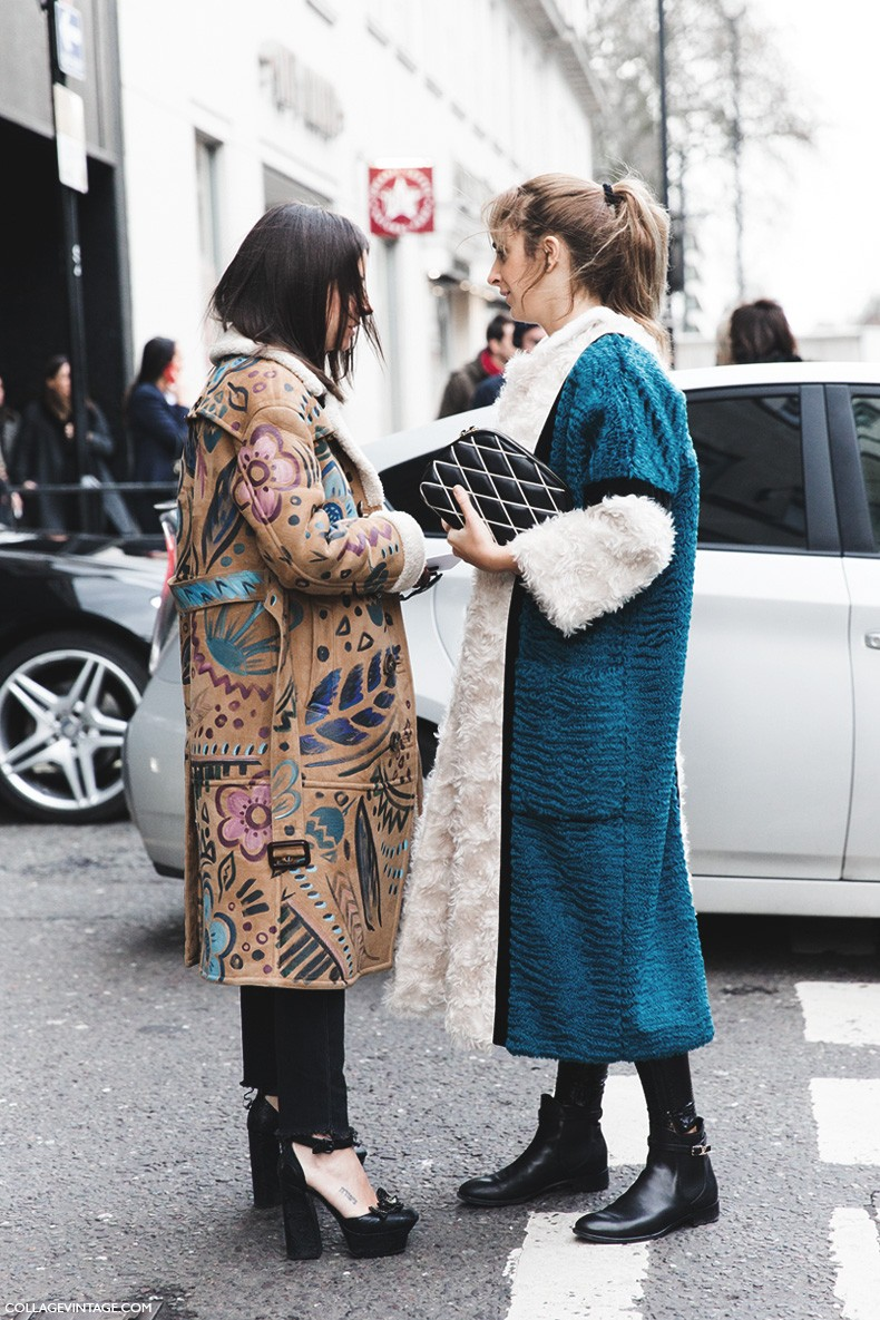London_Fashion_Week_Fall_Winter_2015-Street_Style-LFW-Collage_Vintage-Natasha_Goldeberg-Burberry_Coat-1