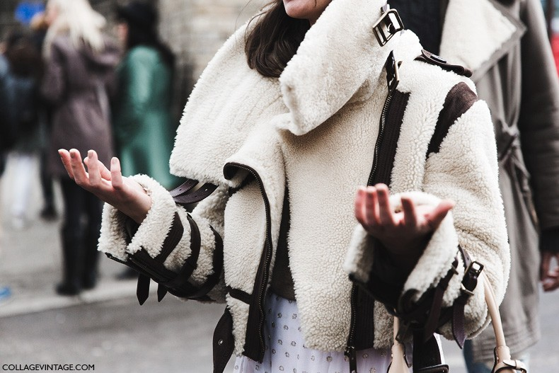 London_Fashion_Week_Fall_Winter_2015-Street_Style-LFW-Collage_Vintage-Shearling_Jacket-Burberry-