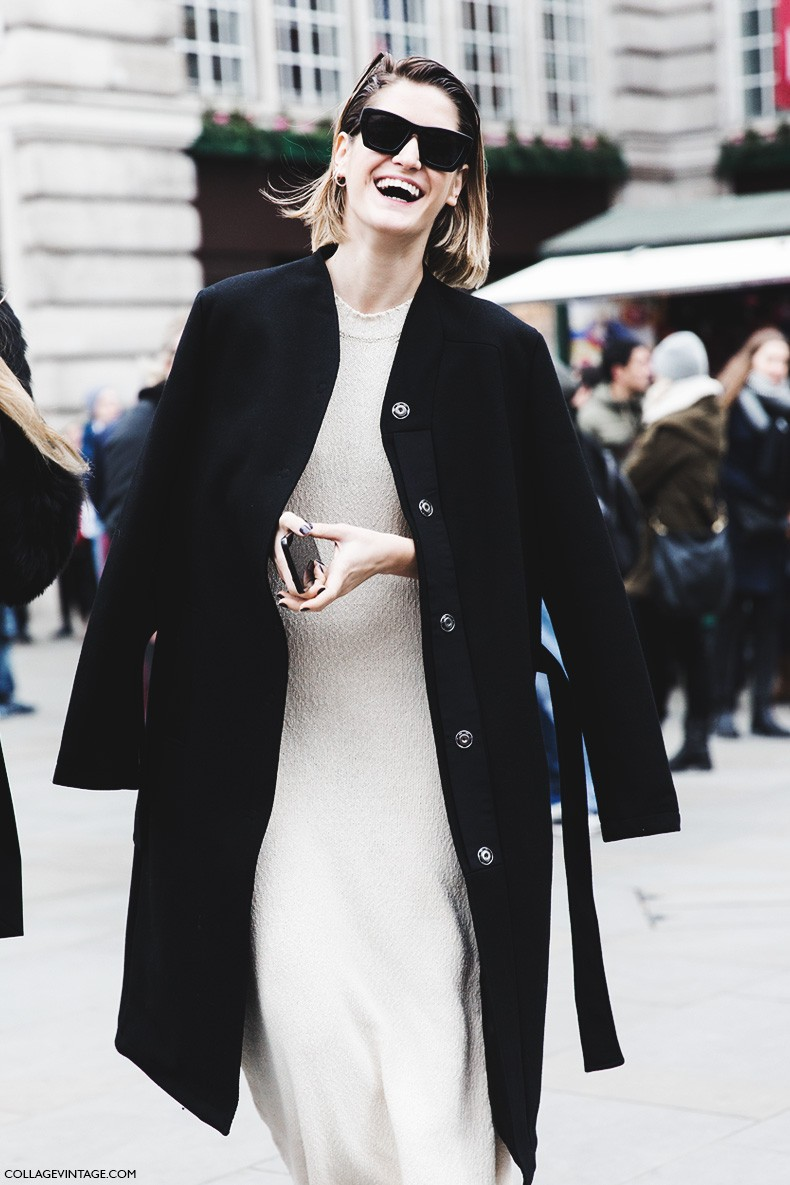 London_Fashion_Week_Fall_Winter_2015-Street_Style-LFW-Collage_Vintage-White_Dress-1