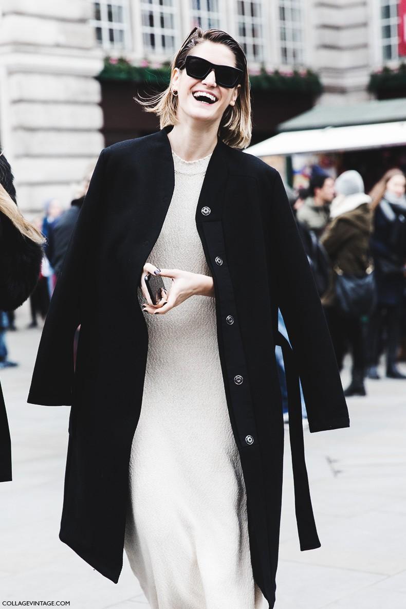London_Fashion_Week_Fall_Winter_2015-Street_Style-LFW-Collage_Vintage-White_Dress-1