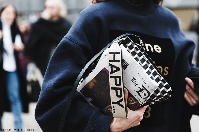 London_Fashion_Week_Fall_Winter_2015-Street_Style-LFW-Collage_Vintage-acne_Studios_Sweatshirt-Happy_bag-