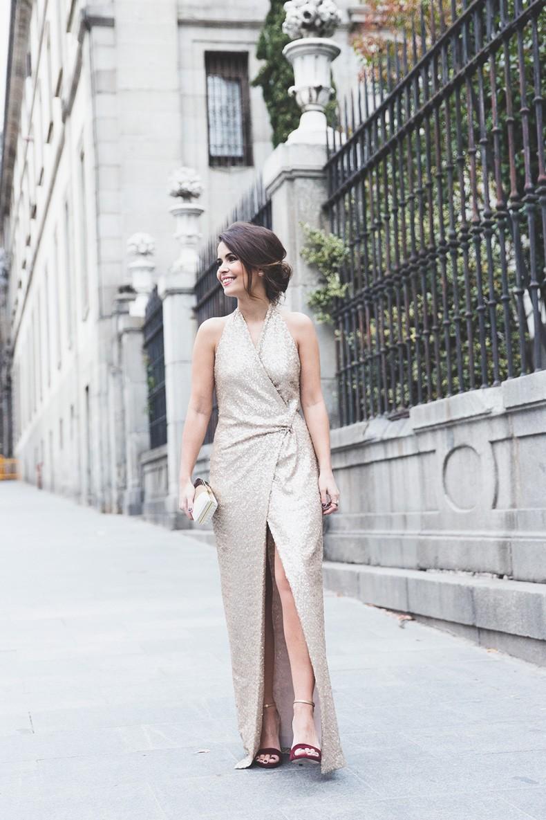 Los_Goya_2015-Alfombra_Lodi-Vestido_Lentejuelas-Outfit-Sequined_Maxi_Dress-Street_Style-4