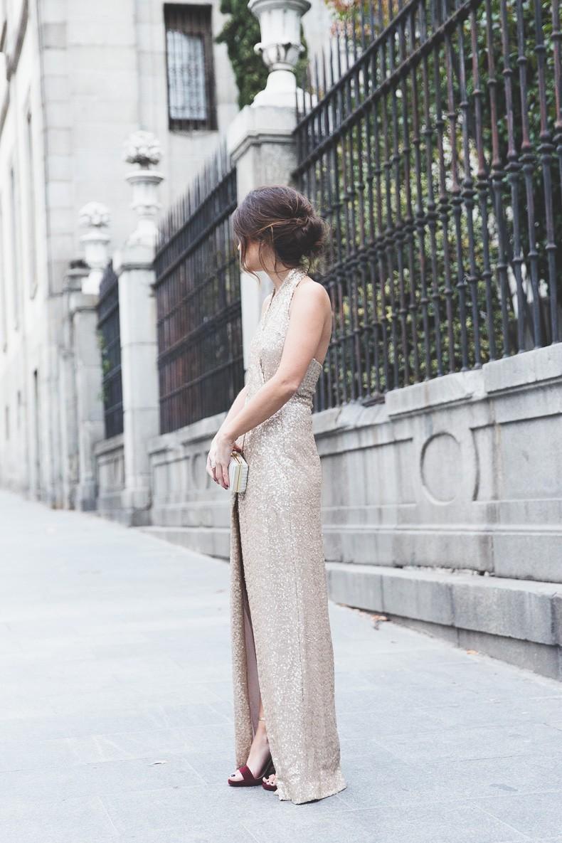 Los_Goya_2015-Alfombra_Lodi-Vestido_Lentejuelas-Outfit-Sequined_Maxi_Dress-Street_Style-7