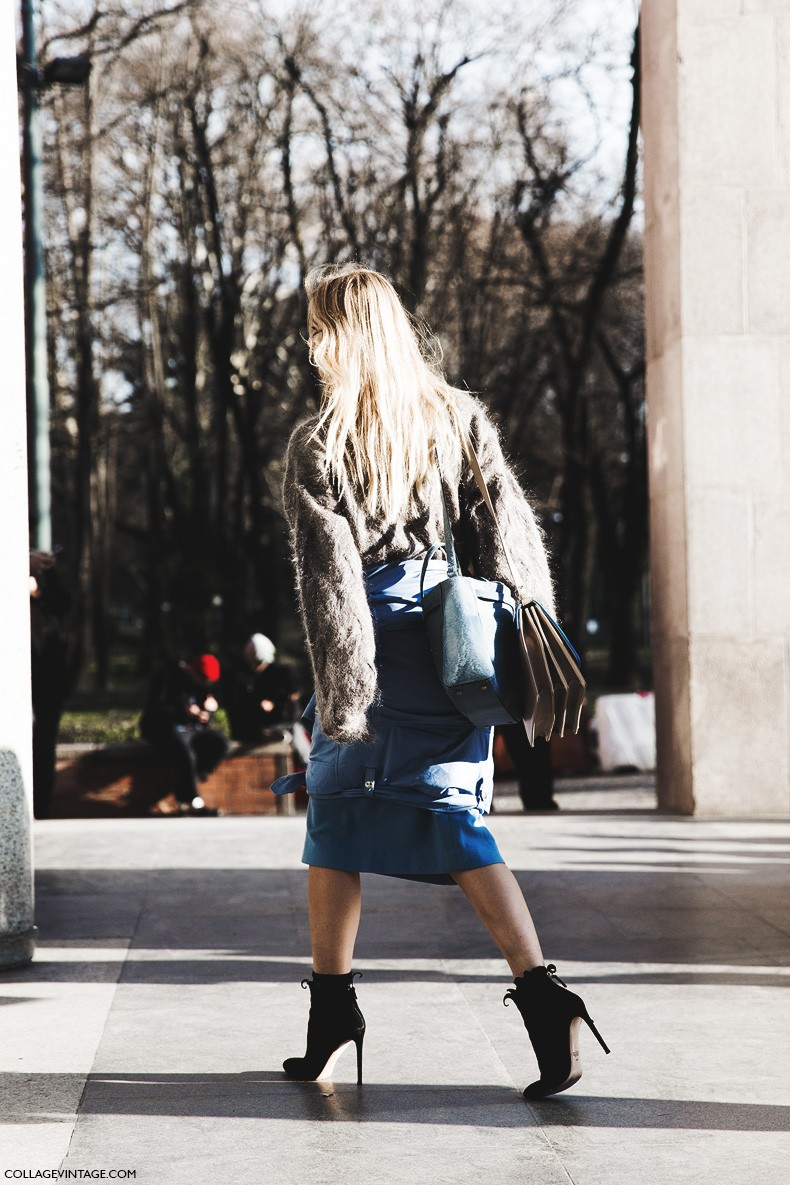 Milan_Fashion_Week-Fall_Winter_2015-Street_Style-MFW-Ada_kokosar-Blue_LIgh_Leather-1
