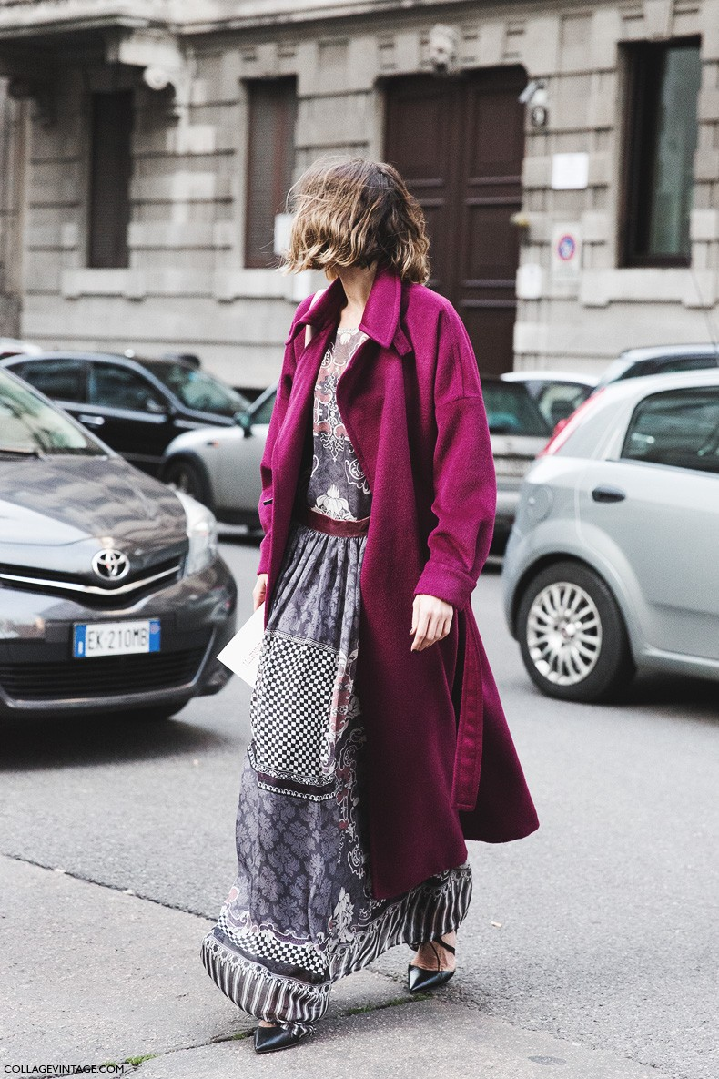 Milan_Fashion_Week-Fall_Winter_2015-Street_Style-MFW-Candela_Novembre-Alberta_Ferreti-