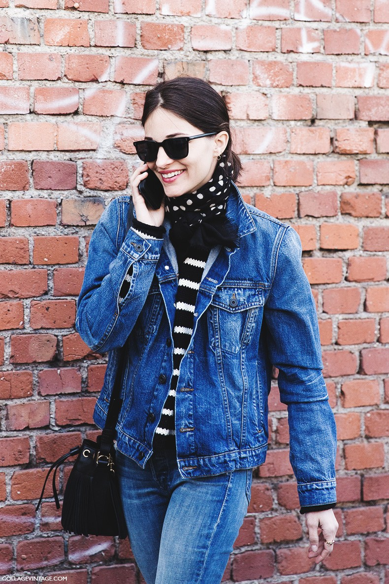 Milan_Fashion_Week-Fall_Winter_2015-Street_Style-MFW-Double_Denim_MAria_Duenas-JAcobs-1