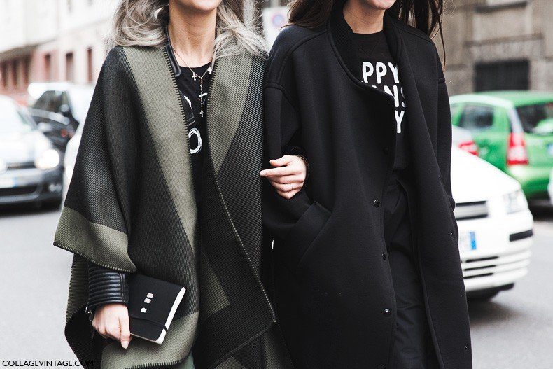 Milan_Fashion_Week-Fall_Winter_2015-Street_Style-MFW-Friends-